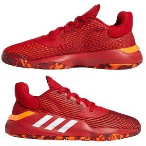 Adidas Mens Pro Bounce 2019 Low Casual Shoes